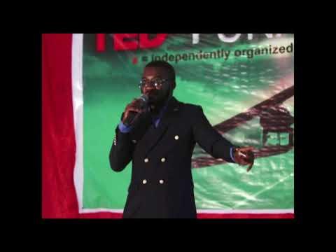 Blockchain technology and how to help the farmer make profit | Femi Aliu | TEDxFUNAAB