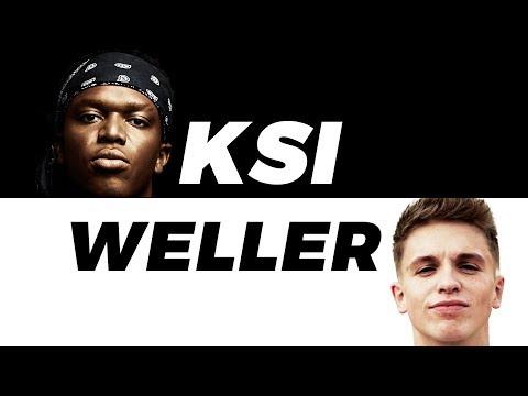 KSI vs JOE WELLER - True Geordie Preview