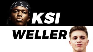 KSI vs JOE WELLER - True Geordie Preview