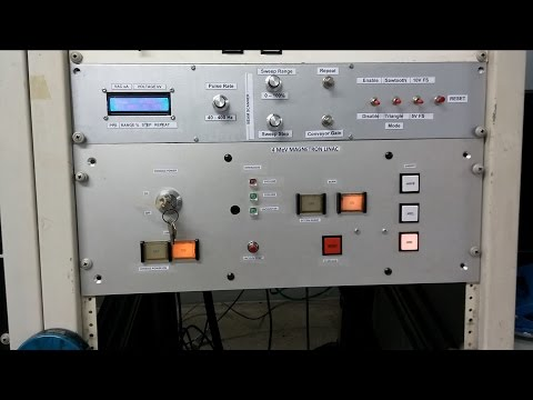 Magnetron Linac 100Hz 1MW