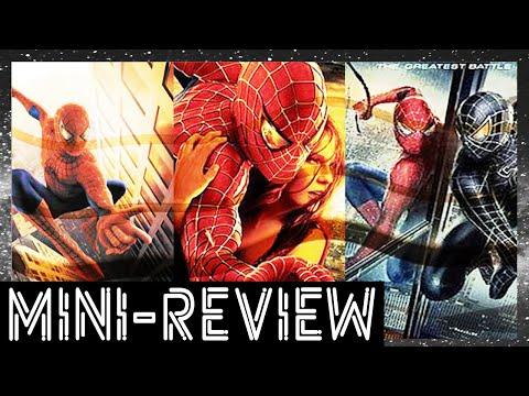 Critically Quick: Spider-Man (Sam Raimi Trilogy)