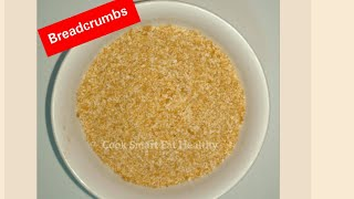 Bread Crumbs Recipe ( ब्रेड क्रम्स ) | Breadcrumbs Without Oven | Syed Asma