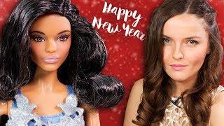 ЧТО СКРЫВАЕТ КОРСЕТ? Holiday Barbie 2016 | Новогодняя Барби | Обзор куклы | Распаковка| На Новый год