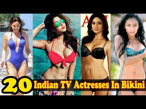 20 Indian TV Actresses In Bikini thumbnail