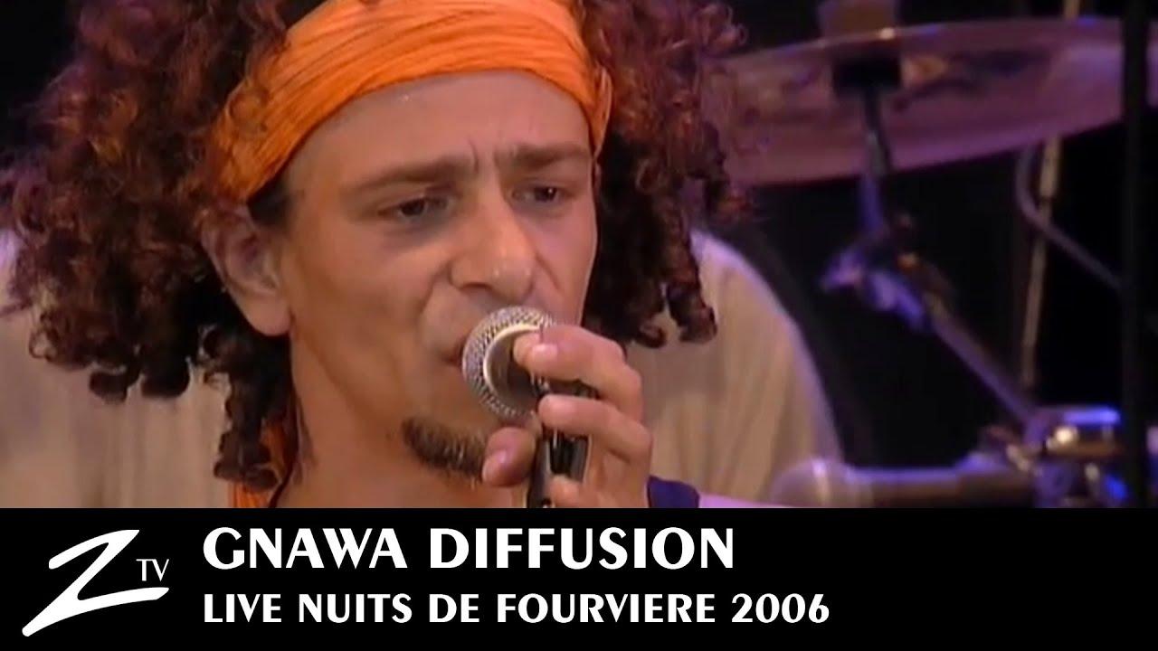 music de gnawa diffusion