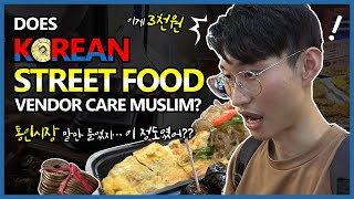 Enjoy Halal street food in Seoul for less than $10!