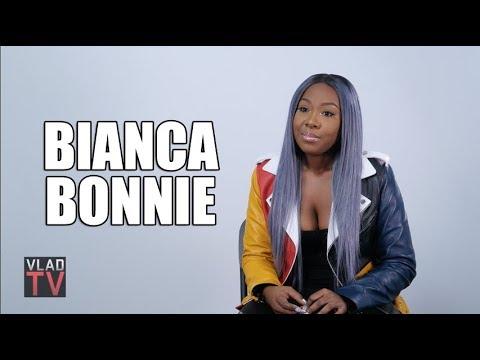 Bianca Bonnie on Dropping