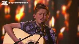 Jai Waetford - I Won't Give Up - Live Show 9 - The X Factor Australia 2013 ( Song 2)