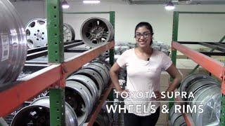Factory Original Toyota Supra Wheels & Toyota Supra Rims – OriginalWheels.com