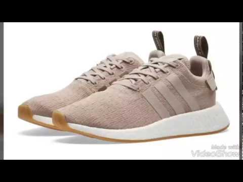 46850b202b046 Adidas NMD R2 Vapor Gray - YouTube