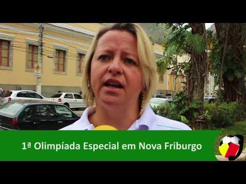 Olimpíadas Especiais- Eliana Carvalho