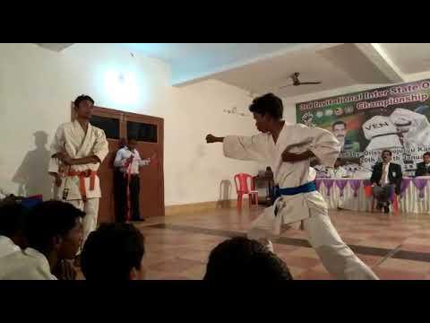 3rd invitational státě  gojuryu karate championship jsg( kata anan)