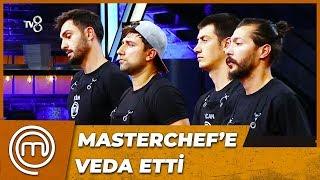 MasterChef'e Veda Eden İsim Belli Oldu | MasterChef Türkiye 48.Bölüm