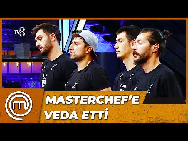 MasterChef'e Veda Eden İsim | MasterChef Türkiye 48.Bölüm