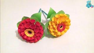 शादी के कार्ड से फूल बनाना सिखें