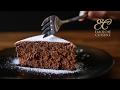 Flourless Chocolate Cake Gluten Free | 4 ingredients recipe