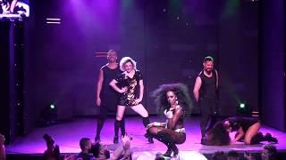 Blue Space Oficial - Leyllah Diva Black e Ballet - 03/11/2019