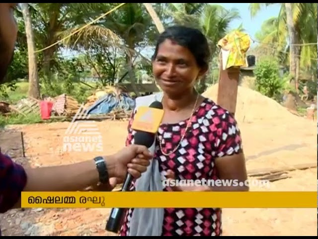 Flood victims from kuttanad not getting any support from Government