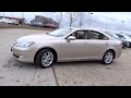2012 Lexus ES 350 Palatine, Arlington Heights, Barrington, Glenview, Schaumburg, IL 5610P