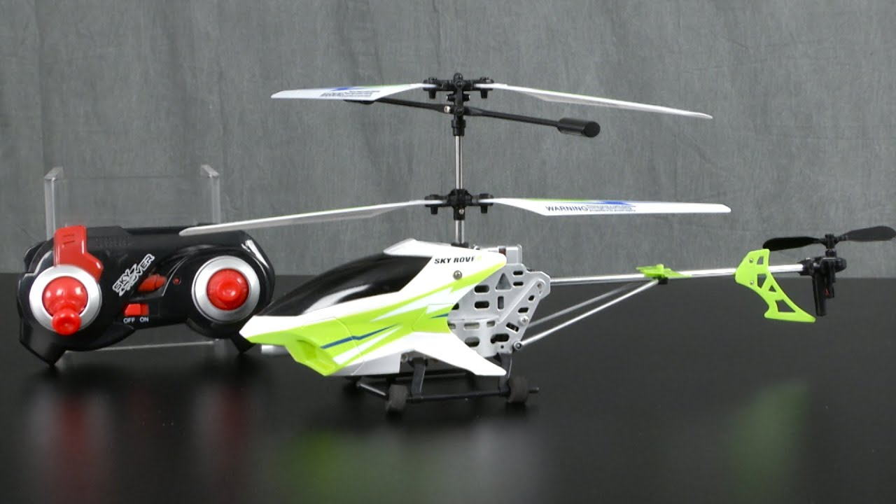 Sky Rover Crusader-S Helicopter from Auldey Toys