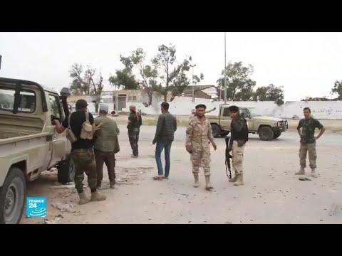 معارك جنوب طرابلس تواصل سعيرها  - نشر قبل 3 ساعة