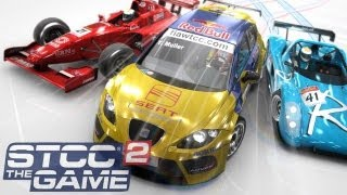 STCC The Game 2 Gameplay PC HD