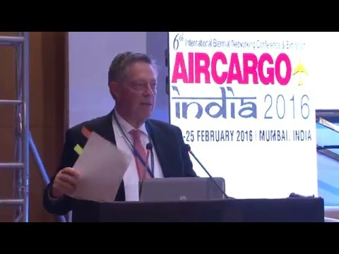 Air Shippers' Forum on Day 2 of AIR CARGO INDIA 2016 - Part 1