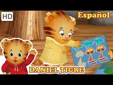 Daniel Tigre en Español - Temporada 2: Mejores Momentos (139 Minutos) | Videos para Niños