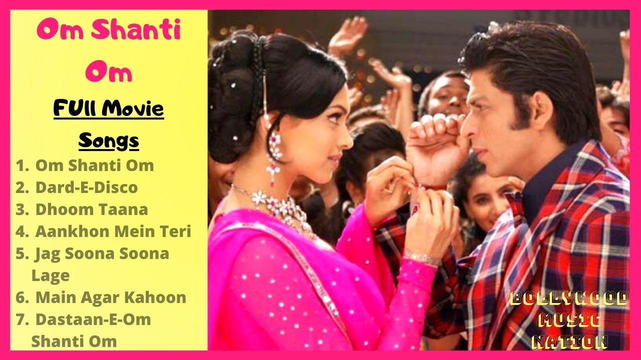 Download Om Shanti Om Full Movie (Songs) | Audio Jukebox | All Songs | Full Album | Bollywood Music Nation