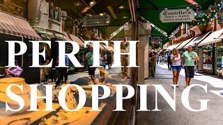 Best Perth Shopping Paradise - Hay Street Shopping Precinct
