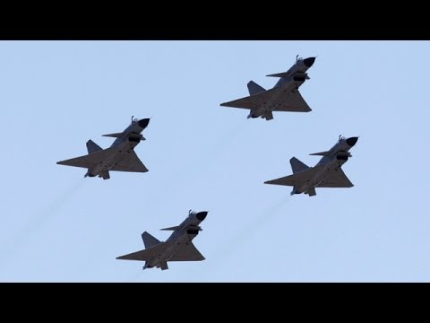 Japan and South Korea react after China flies jets over disputed zone