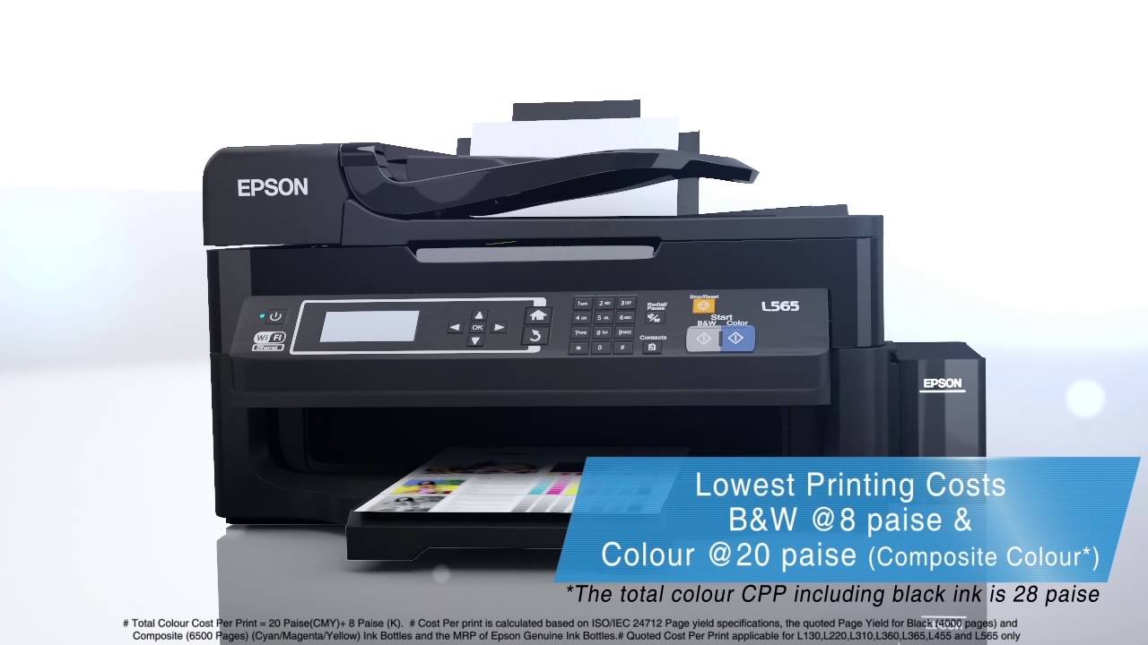 Epson L565 All in One