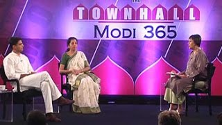 The Townhall: Nirmala Sitharaman vs Sachin Pilot on 365 days of Modi sarkaar