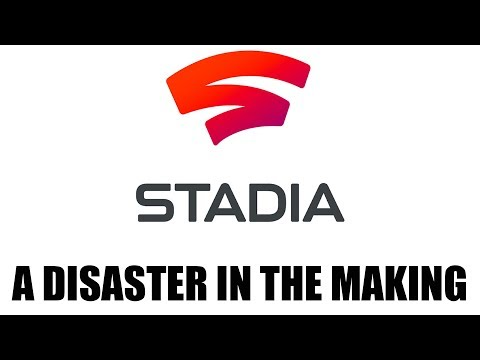 Google Stadia: A Failure In The Making