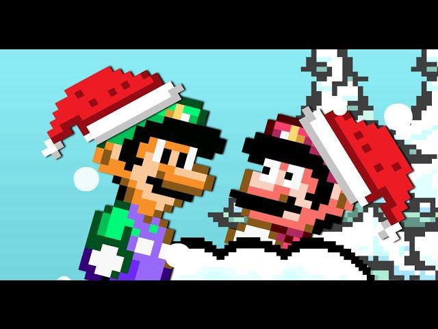 Mario & Luigi's Snowball Frenzy