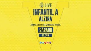 Villarreal CF Infantil A vs Alzira