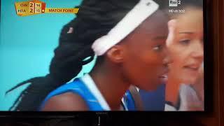 Italia pallavolo femminile è in finale .