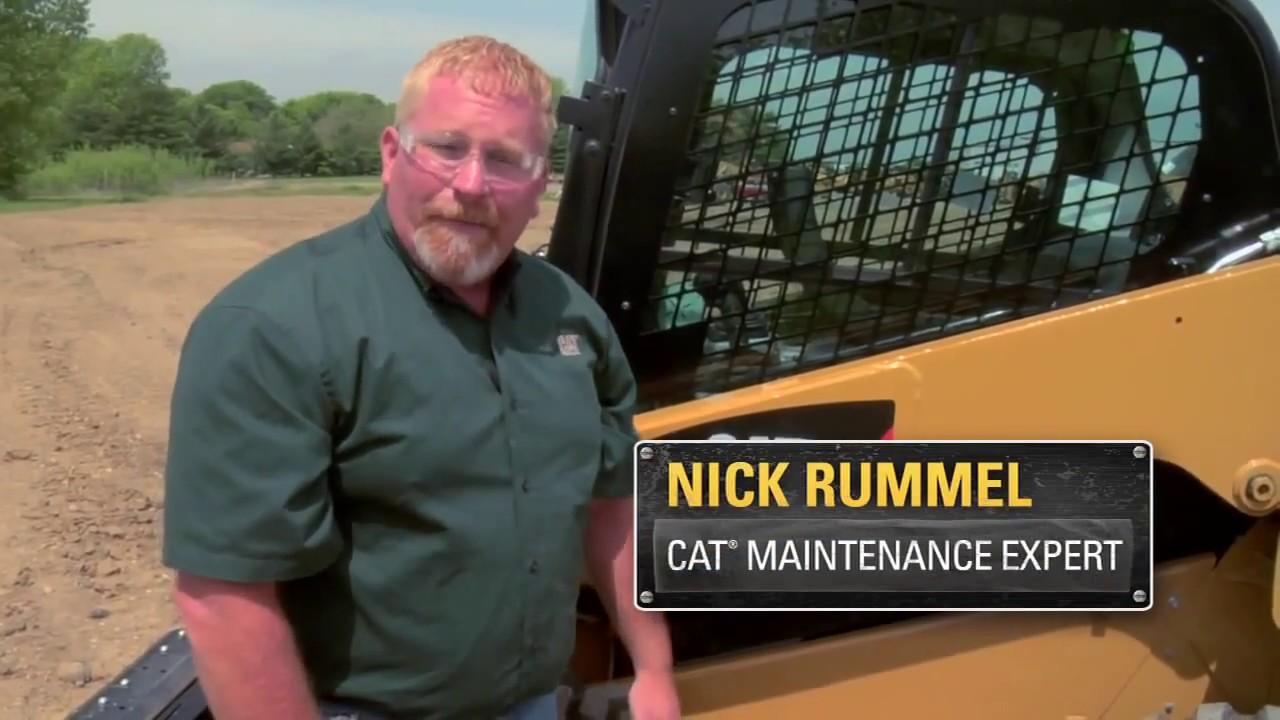 Drive Chain Adjustment & Chain Oil