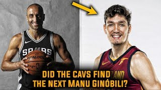 Did the Cavs Just Find the Next Manu Ginóbili?