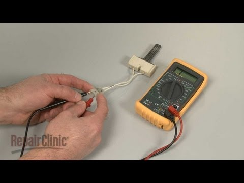 Troubleshoot The Ignitor Of The Rheem RGDA Model Gas