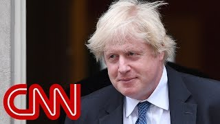 Boris Johnson resigns as UK Foreign Secretary