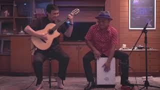 Ayam Den Lapeh - Knok Percussion ft. Jubing K. & Jose K