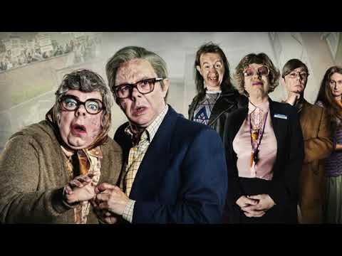 The League of Gentlemen 2017  -  We can't go back but we can visit