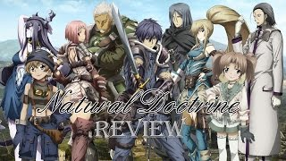 Natural Doctrine Review (Ps4,Ps3,PS Vita)
