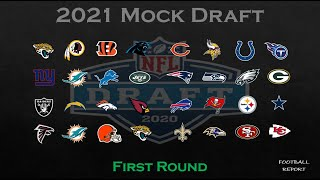2021 Way Too Early NFL Mock Draft