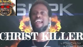 NEW RAP MUSIC VIDEO TORAH  KLAN SONG:CHRIST KILLER!  FEAT TRETEL&TELINA PRODUCED BY BORNAGIANTOYAH