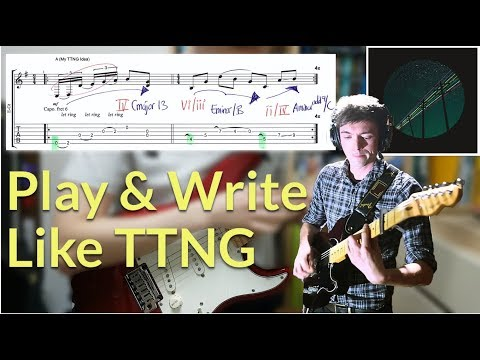 How to Play Like TTNG (This Town Needs Guns) - TTNG Self Titled EP Song Analysis