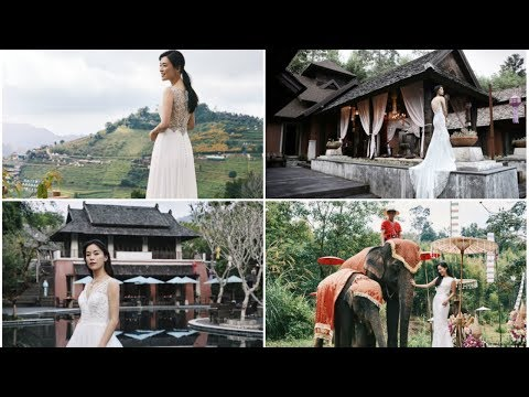 Part 1: Actress Rebecca Lim in Chiang Mai with Her World Brides