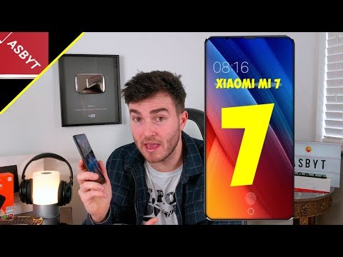 XIAOMI MI 7 - The KING Flagship Smartphone 2018?
