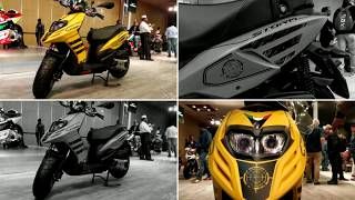 Auto Expo 2018: Aprilia Storm 125 - Specifications, Features, Expected Price - DriveSpark